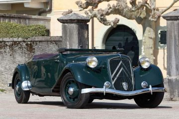 Citroen Traction Roadster 156 3