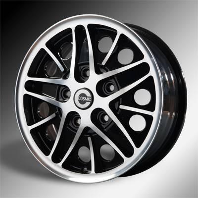 Jante alliage JBW Cosmic 15x55 Porsche