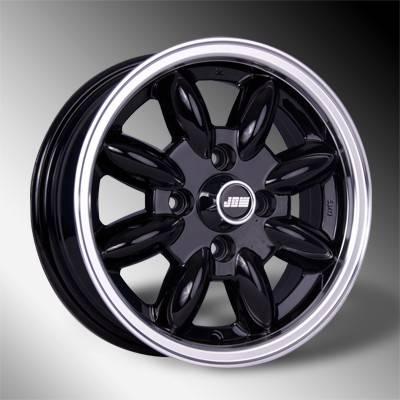 JBW Minilight 5x13 MG Mini Black