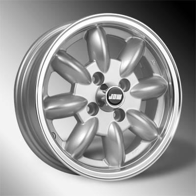 Jante Alliage Minilight 5x13 FIAT GRIS