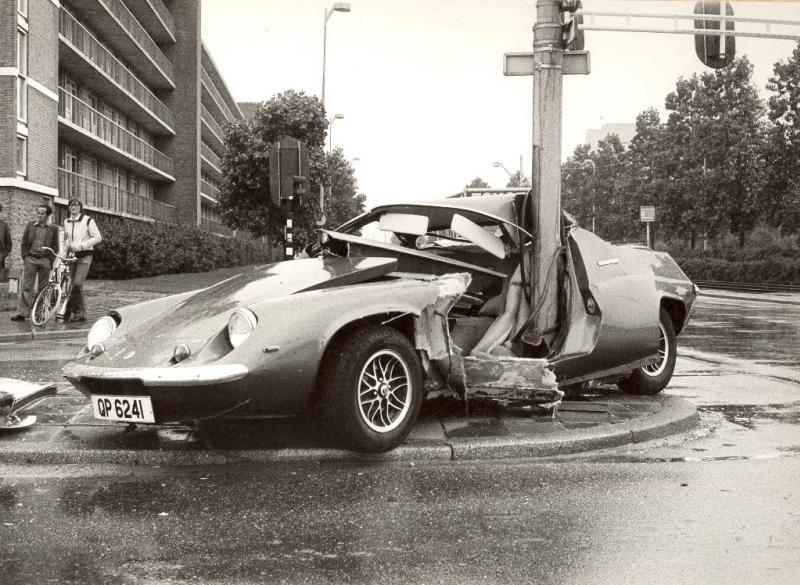 Lotus Europe Crash 1