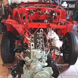 Garage Auto Reverse